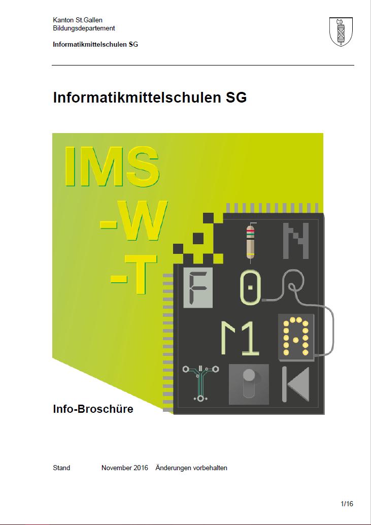 IMS Infobroschüre